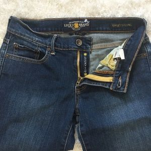 Lucky brand sweet and lows size 26 jeans